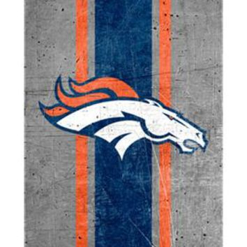 Denver Broncos Otterbox Alpha Glass Case for iPhone 8, iPhone 7 & iPhone 6s/6