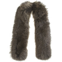 Nina Ricci Fur Stole at Barneys.com