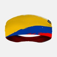 Colombia Brushed Flag Headband