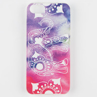 Wildflower Henna Elephant Iphone 5/5S Case Multi One Size For Women 25407095701