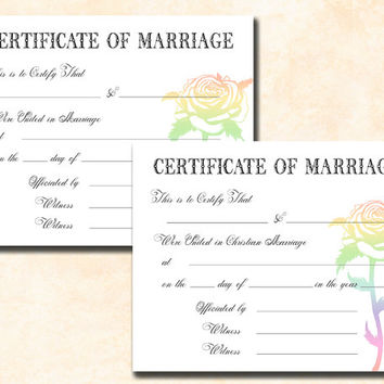 from Brayan gay marriage certificates
