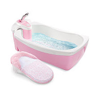 Summer Infant Lil Luxuries Tub - Pink