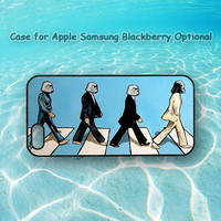 The Beatles Abbey Road, Star Wars for iphone case 5 4 4s ipod touch ipod case 5 4 Samsung galaxy case s4 s3 note 2 blackberry case Z10 Q10