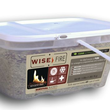 1 Gallon Bucket Wise FIre