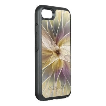 Floral Fantasy Pattern Abstract Fractal Art OtterBox Symmetry iPhone 7 Case