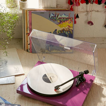 Pro-Ject Debut III Turntable - Purple - Urban Outfitters