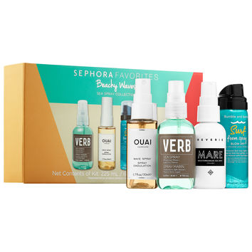 Sephora: Sephora Favorites : Beachy Waves Sea Spray Collection : hair-care-sets