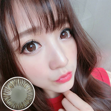 Circle lenses RT Rui pupil -  - Aurora (Brown)