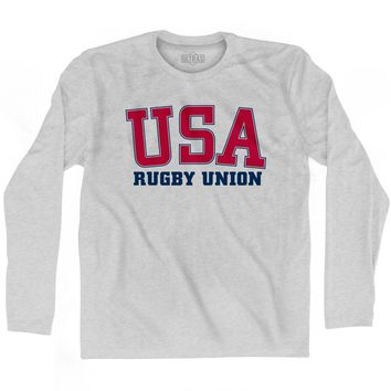 USA Rugby Union Ultras Long Sleeve T-shirt