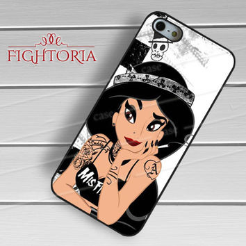 Disney Punk Jasmine -rdh for iPhone 4/4S/5/5S/5C/6/6+,samsung S3/S4/S5/S6 Regular/S6 Edge,samsung note 3/4