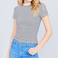 Come On Over Crop Top