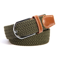 Canvas Belt - 13 Colors