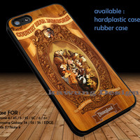Country Bear Jamboree Vintage Poster DOP121 iPhone 6s 6 6s+ 5c 5s Cases Samsung Galaxy s5 s6 Edge+ NOTE 5 4 3 #cartoon #disney #animated #disneycastle