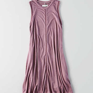 AEO Hi-Neck Dress, Purple