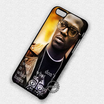 Kid Cudi Quotes - iPhone 7 Plus 6 SE Cases & Covers