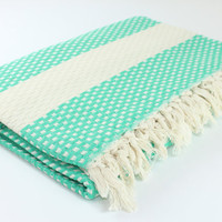Oversized Extra Large Turkish Blanket/Beach Towel