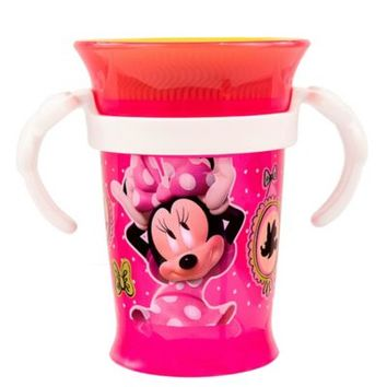 Sassy® Disney® Minnie Mouse 7 oz. Grow Up Cup™ in Pink
