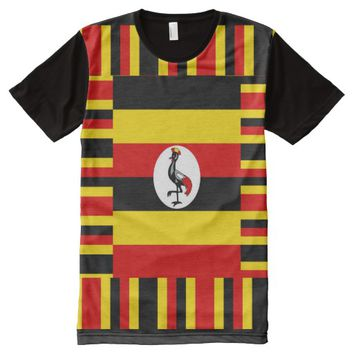 UGANDA All-Over-Print T-Shirt