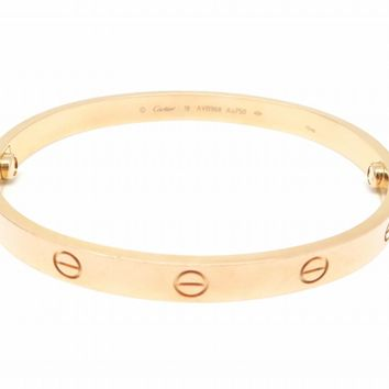 One-nice™ Cartier 18K Rose Gold Love Bangle #19