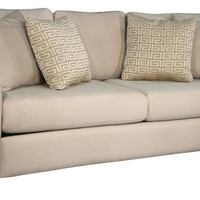Saxony Apartment Size Sofa - Transitional - Sofas - by Fairmont Designs