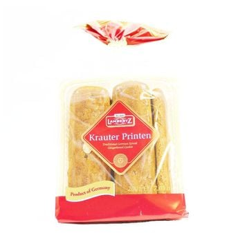 Lambertz Gingerbread Printen Cookies, 7 oz