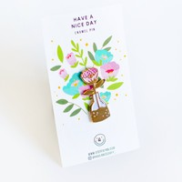 Bloom For You Pin