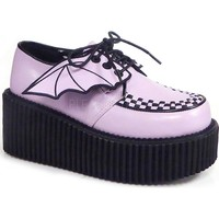 CREEPER-205 | Lavender Vegan Leather [PREORDER]