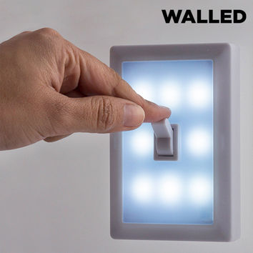 Walled SW15 Portable LED Light with Switch