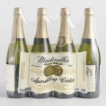 Martinellifts Heritage Label Sparkling Cider 4 Pack