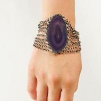 Amethyst Chain Bracelet | NASTY GAL | Jeffrey Campbell shoes, Evil Twin, MinkPink, BB Dakota, vintage dresses + more!