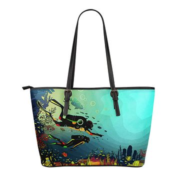 Scuba Diving Tote Bag-Clearance
