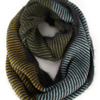 Three Tone Scarf (more colors)