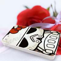 Hello Kitty Stormtrooper - For iPhone 4/4s, iPhone 5/5S/5C, Samsung S3 i9300, Samsung S4 i9500 Hard Case