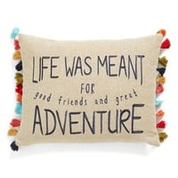 Levtex 'Life Adventure' Accent Pillow