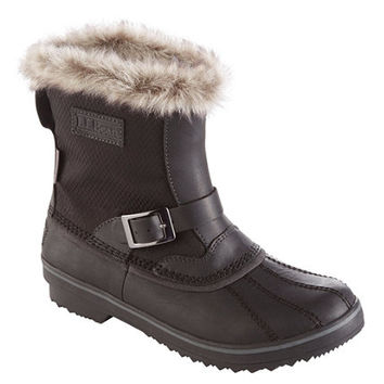 Women's Waterproof Rangeley Pac Boots, Insulated Mid | Free Shipping at L.L.Bean.