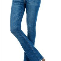 WBB Bootcut Jeans - Medium Wash