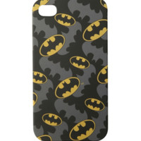 DC Comics Batman Logos iPhone 4/4S Case