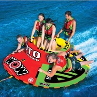 WOW UTO Spaceship 5 Person Towable Tube | DICK'S Sporting Goods