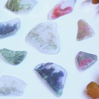 DIY Beach Glass Photo Transfer - Free People Blog