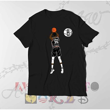 Kevin Durant Brooklyn Nets The City Adult Unisex Tee T Shirt