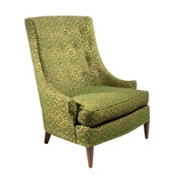 Pre-owned Mid-Century Modern Hollywood Regency Style Chair