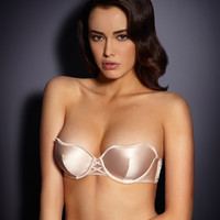 View All Bridal by Agent Provocateur - Zsi Zsi Strapless Bra