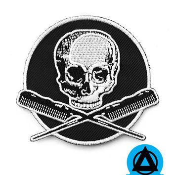 Skull & Combs Patch