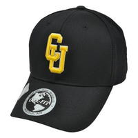 NCAA Top of World Colorado Buffaloes Nylon One Size Flex Fit Hat Cap Curved Bill