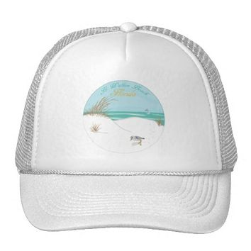 Ft. Walton Beach (Florida) Trucker Hat