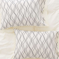 Heather Dutton For DENY Fuge Stone Pillowcase Set - Urban Outfitters