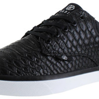Radii The Jax Men's Python Low Top Sneakers Shoes