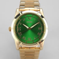 Urban Outfitters - Flud Moment Green Watch