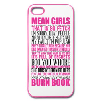 mean girls phone case iphone 7