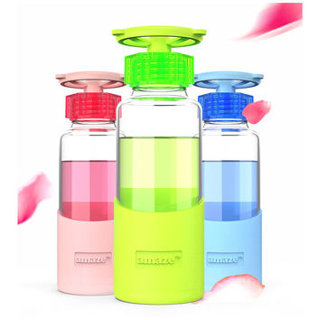On Sale Drinks Hot Deal Cute Coffee Hot Sale Summer Glass Innovative Simple Design Outdoors Portable Cup [6581835591]